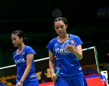 Day3 - SCG All Thailand Badminton Championships 2019